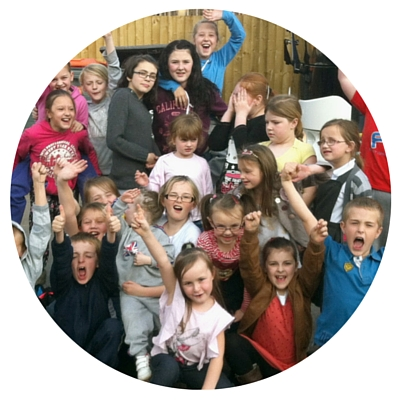 Happy Glyncoch Kids